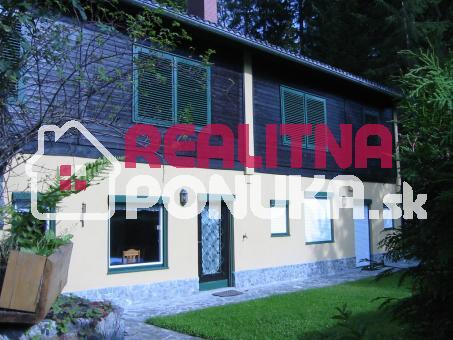 Apartmánový dom v Semmeringu- Rakúsko