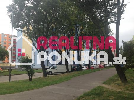Prenajom 1 izbovy byt  Ulica Radarova / Ruzinov 370 € V.E.