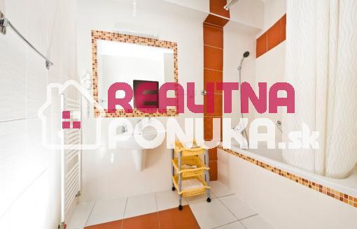Prenájom zariadených apartmánov - Rača, ul.Mudrochova / 410€