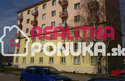 Prenájom 1 izbového bytu  Ulica Kašmírska / Trnávka 400€ V.Ener.
